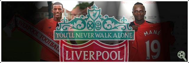 wIJNALDUM Mané Liverpool 2016