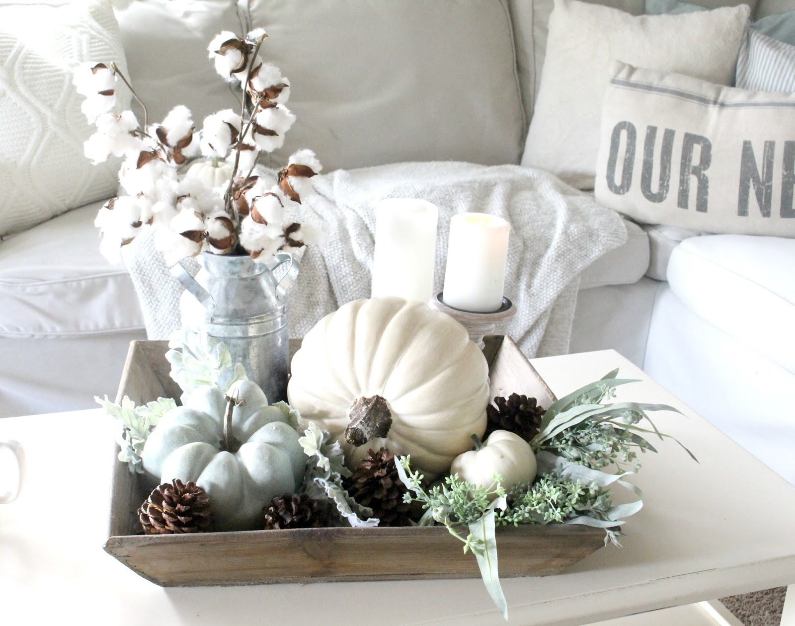 September 2016 - The Glam Farmhouse