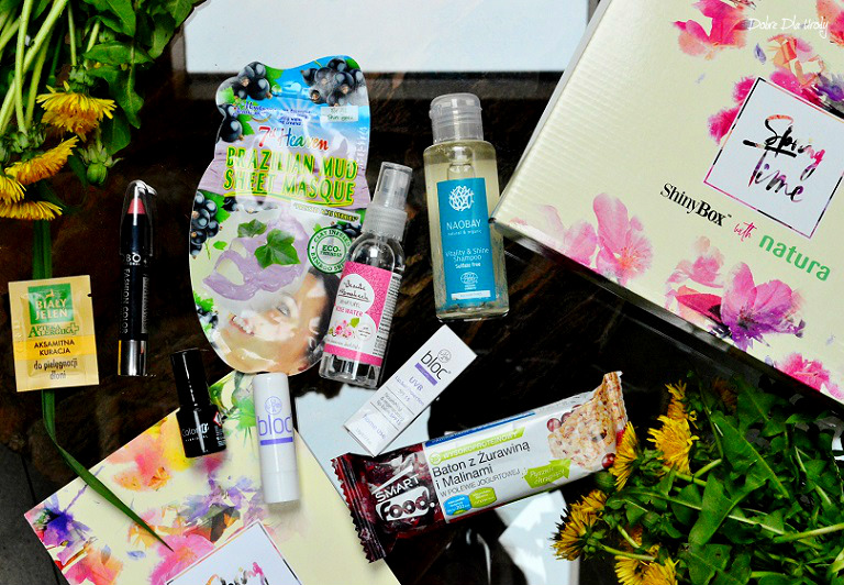 ShinyBox with Natura Spring Time