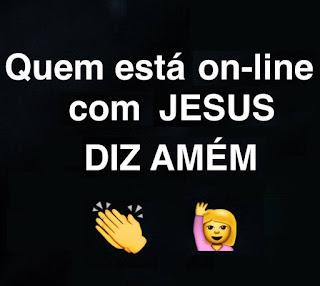 mensagem de deus