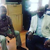 Dino Malaye tare da Sowore mai Sahara Reporters