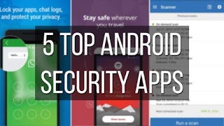 Get Known Top 5 Best App Lockers for Android Phones in 2018