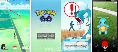 Pokemon Go, Menangkap Dan Bermain Pokemon Di Dunia Nyata