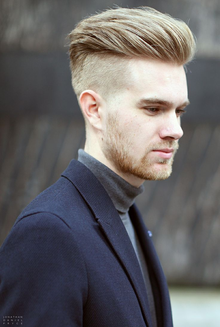 cool & sexy blonde hairstyles for men!