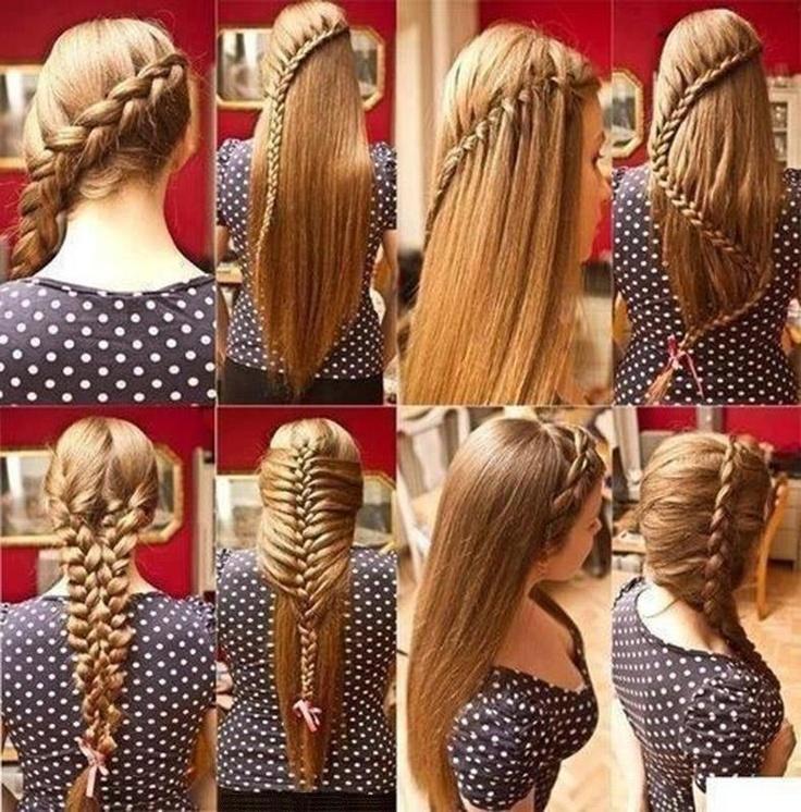 Model Kepang Rambut