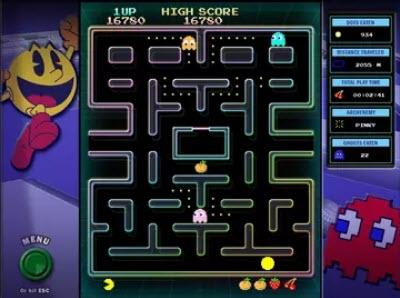 تنزيل Namco All Stars Pac Man