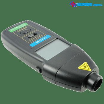 Alat Uji Kecepatan Rotasi Objek (Tachometer 2 In 1)