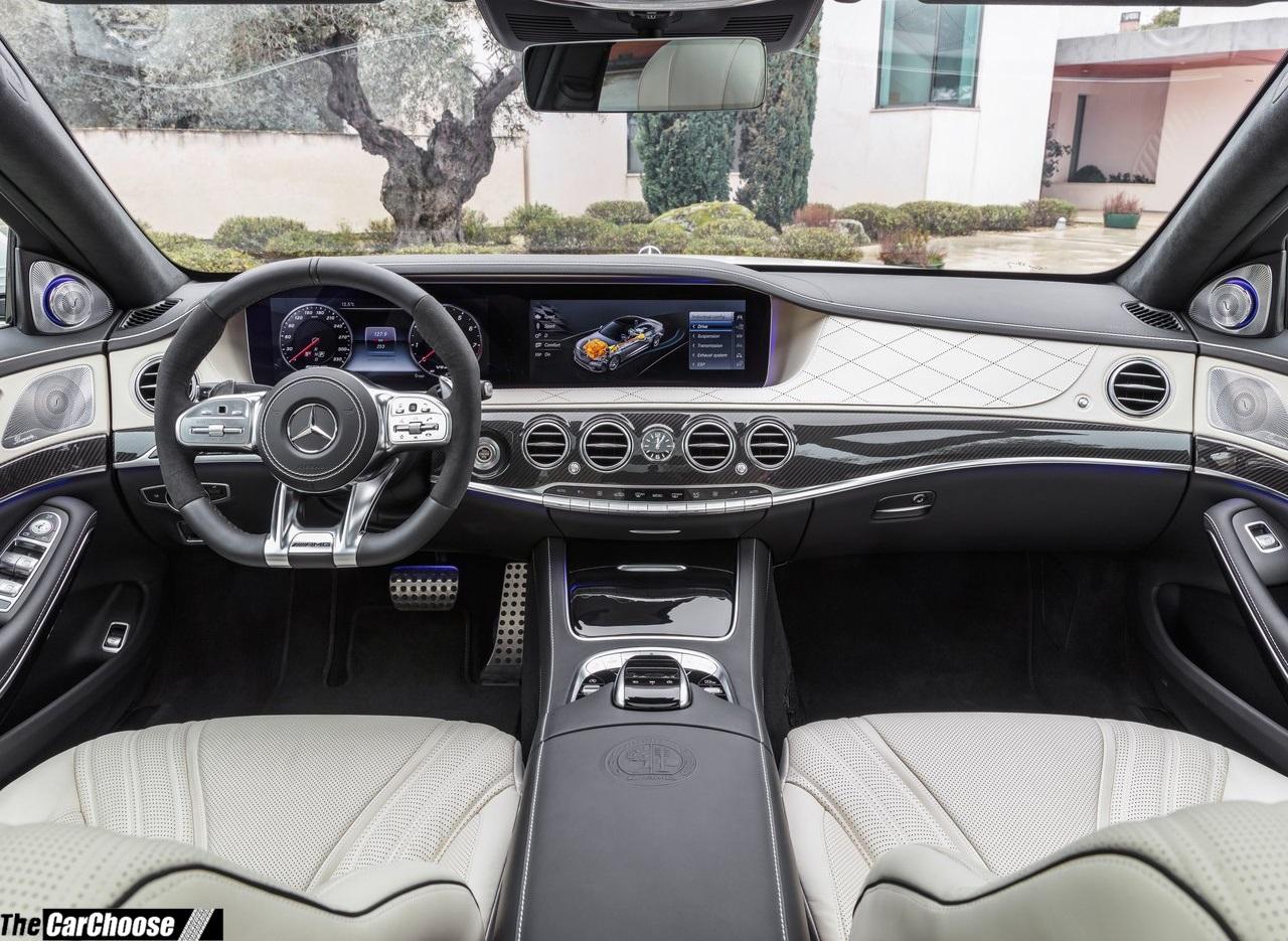 2018 2019 Mercedes Benz S63 Amg Details Car Details