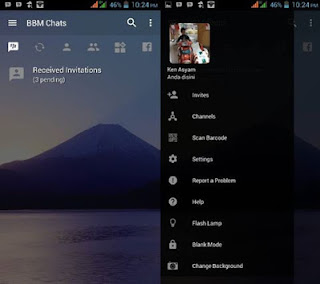 download bbm transparan terbaru