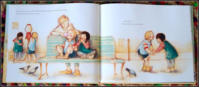 """avis """"Maëlle et Margot""""  de Danny Parker et Freya Blackwood"""