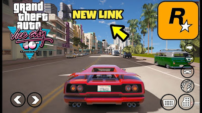 Grand Theft Auto Vice City Apk + MOD + OBB (Updated Full Version)