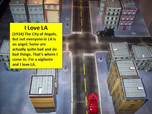 I Love LA - An AAR for Action! The scenario book for Larger Than Life - Director's Cut.