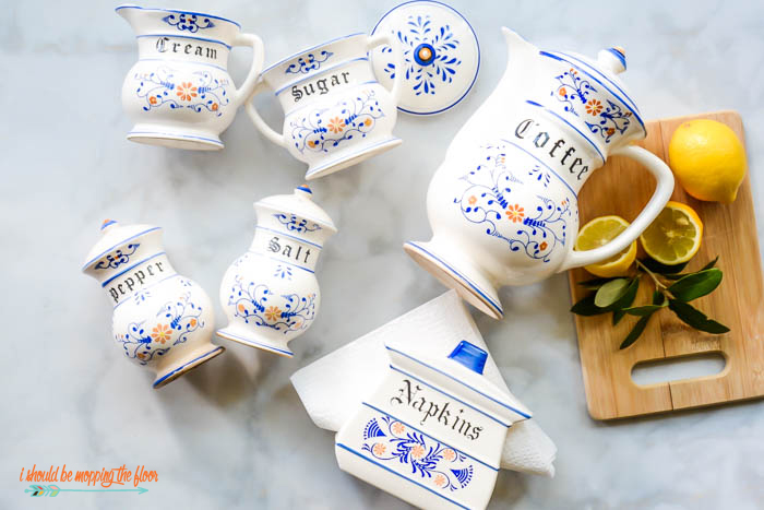 Vintage Heritage by Royal Sealy Blue Onion