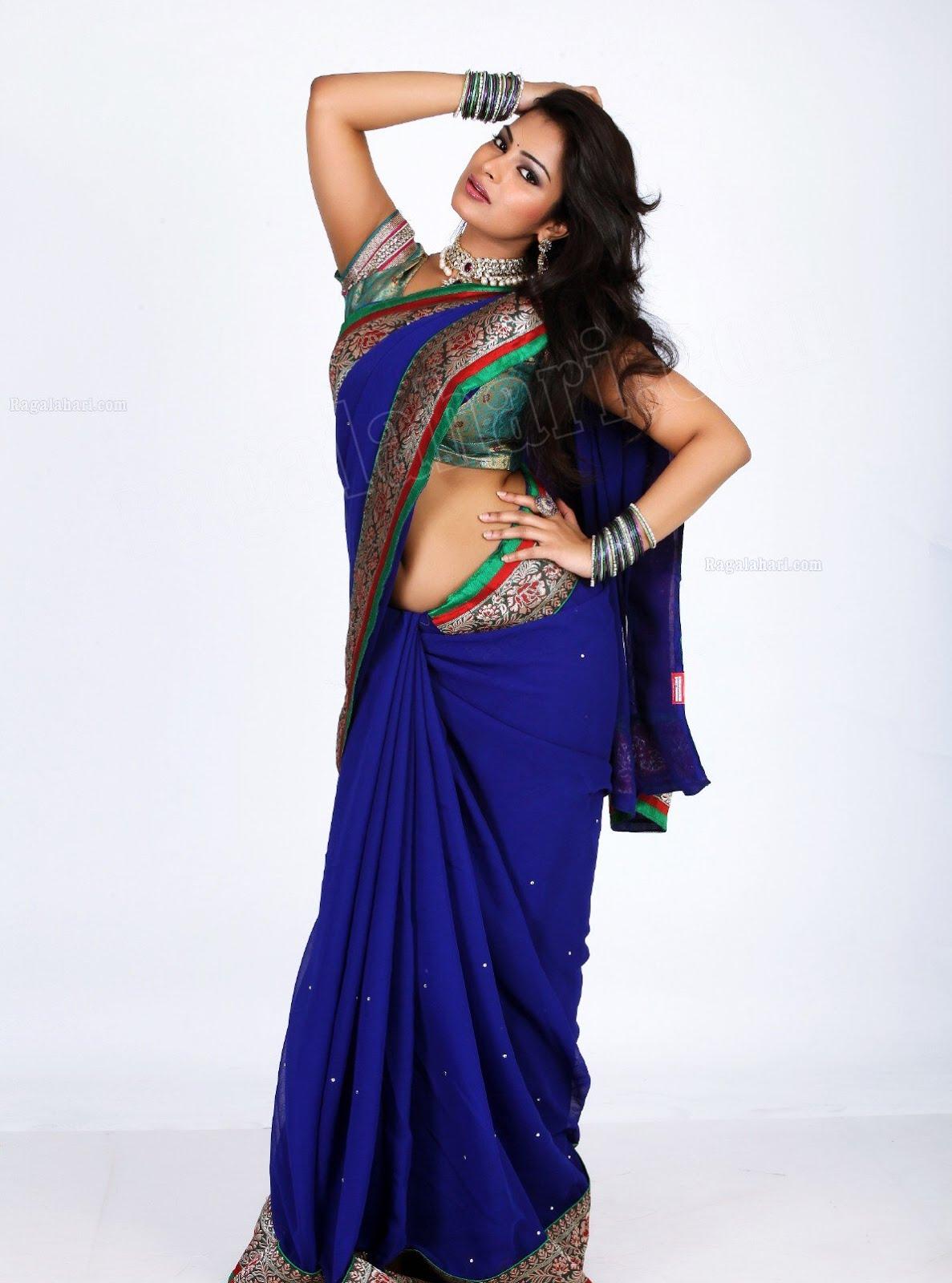 Hot Indian Actress Akanksha Mohan Hot Actress Sexy Curves -5309