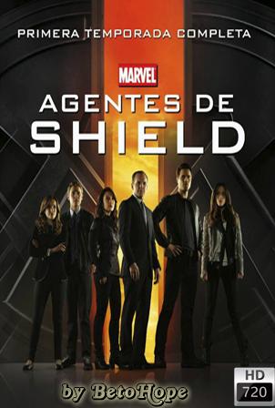 Agents of SHIELD Temporada 1 [720p] [2013] [Latino-Ingles] HD 1080P  [Google Drive] GloboTV