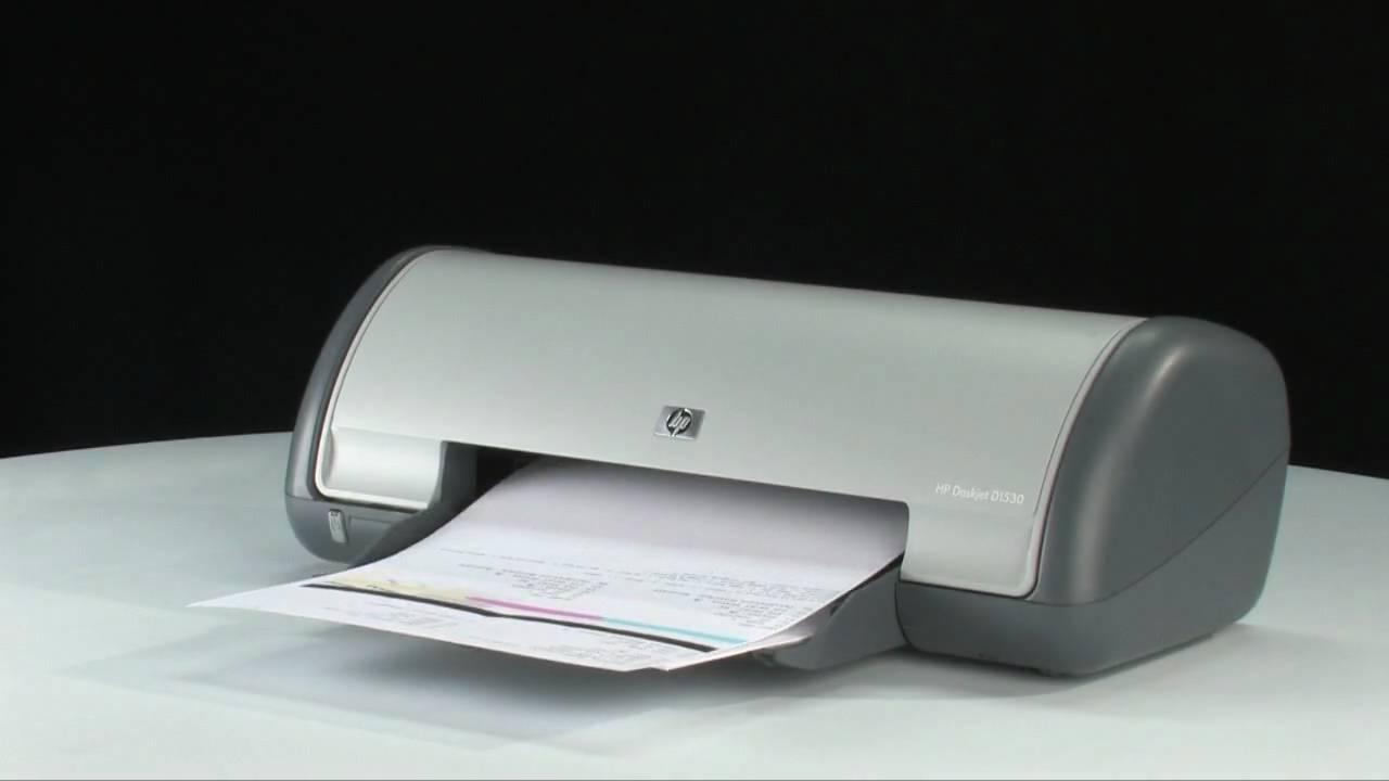 Descargar driver de impresora hp deskjet d1560 youtube.