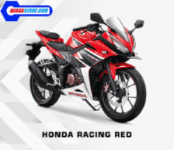 Honda CBR150R Racing Red ABS