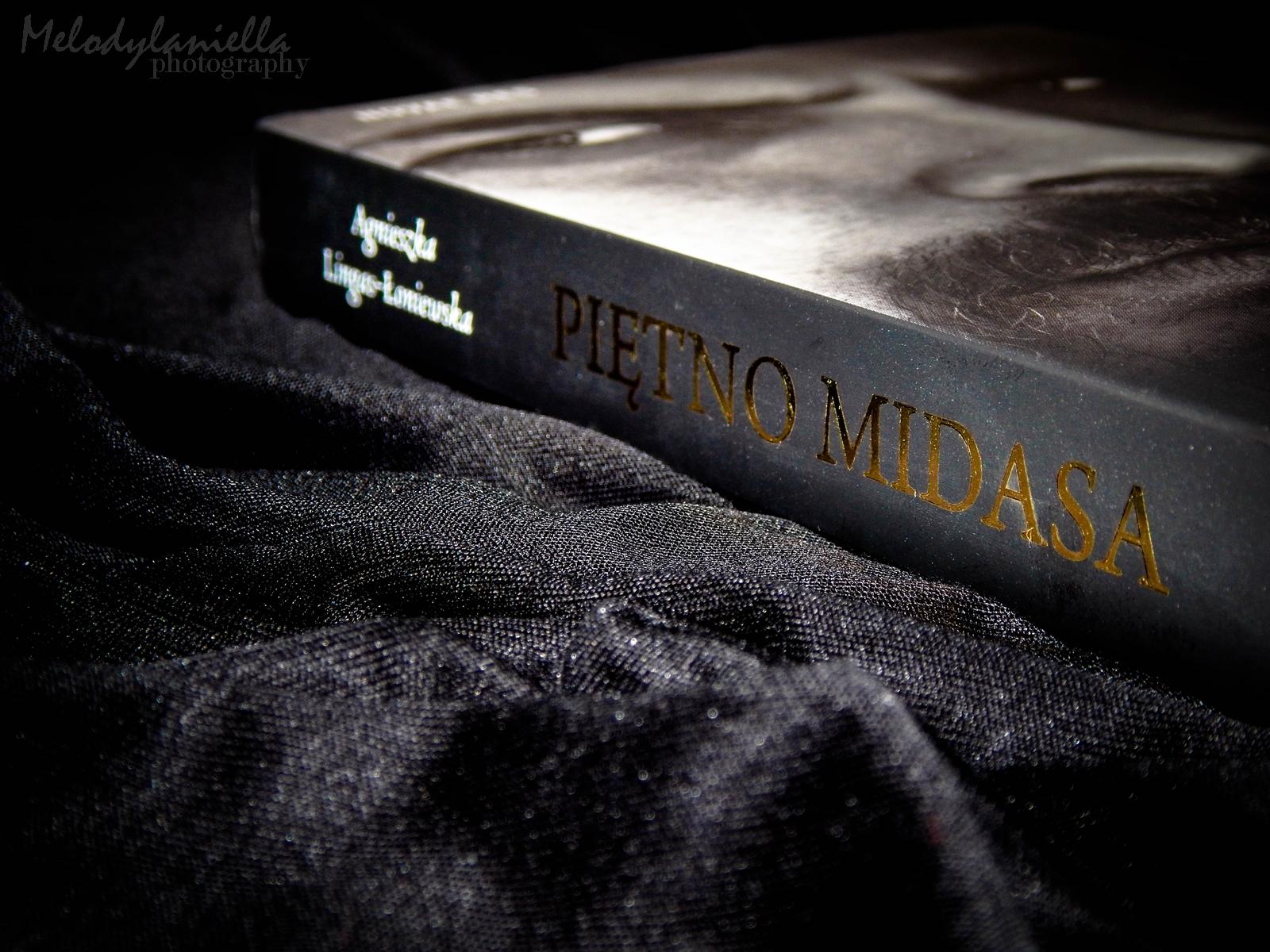 piętno midasa książka agnieszka lingas-łoniewska wydawnictwo novae res recenzja melodylaniella book books .jpg ksiazki