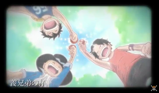 Third screenshot from new One Piece Promotional Video