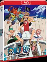 One Piece. La Película.