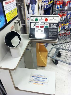 Pharmacy BP Monitor