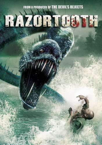 Poster of Razortooth 2007 720p HDRip Hindi Dubbed Full Movie Download