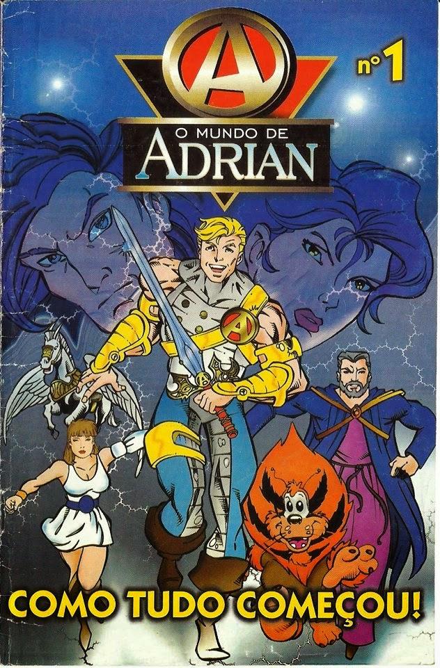 Mundo de Adrian Adria gibi