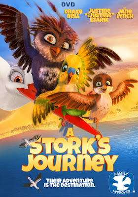 A Storks Journey 2017 DVD R1 NTSC Sub