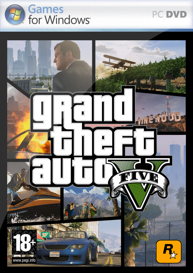 como descargar gta5 para pc