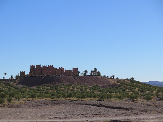 Kasbah marroquí