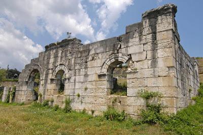 Αρχαιολογικό πάρκο στην ελληνορωμαϊκή πόλη της Prusias Ad Hypium