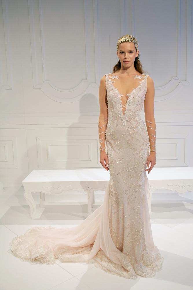 lace dress bridal gowns
