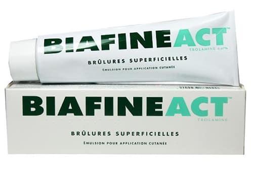 سعر ودواعي إستعمال كريم بيافين Biafine Cream لتبيض الوجه