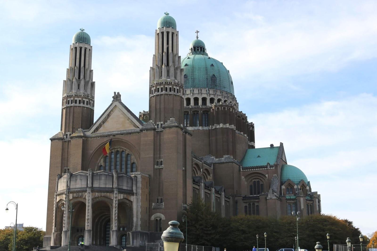 Brussels Basilique du Sacré-Coeur