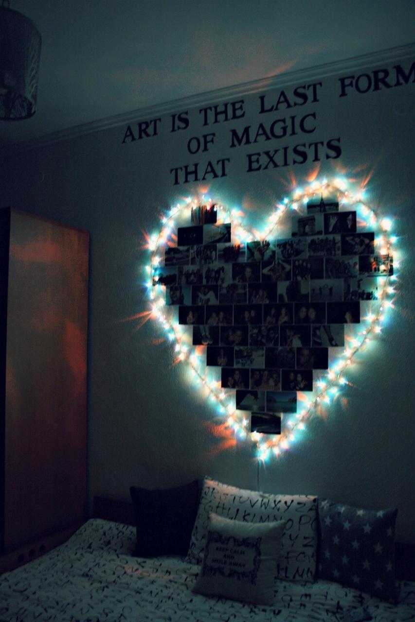 Garota diferente decor decora o para o quarto estilo tumblr - Fotos pinterest ...