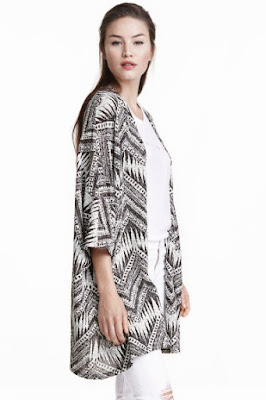 nowa kolekcja H&M trendy wiosna/lato 2016 co kupić z nowych kolekcji blogger