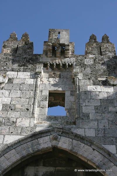 Israel in photos: Jerusalem's Old City Gates: Damascus Gate