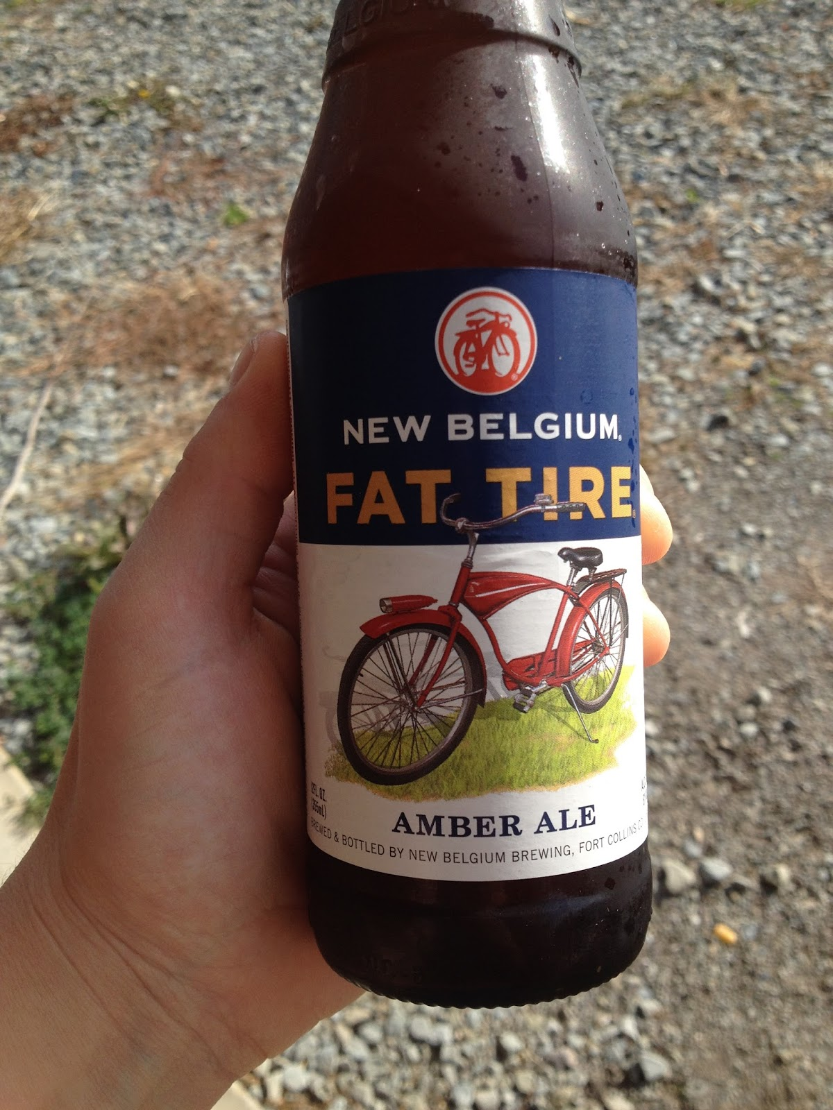 Shhhhh Beer Review 52 Fat Tire Amber Ale By New Belgium