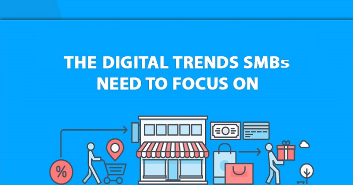 Top Digital Trends Impacting Small-to-Medium Businesses