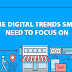 Top Digital Trends Impacting Small-to-Medium Businesses [Infographic]