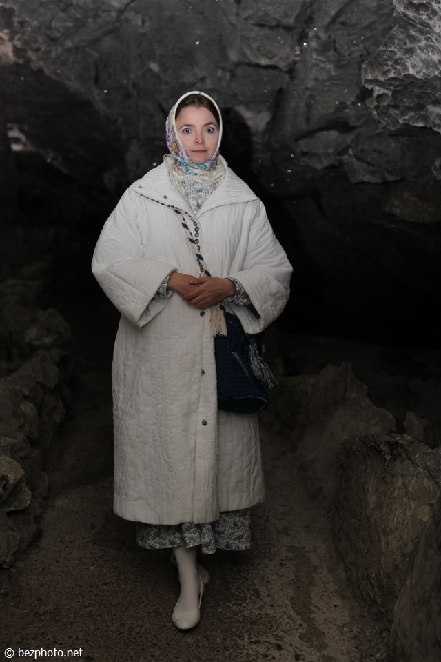 маршрут кунгурская пещера