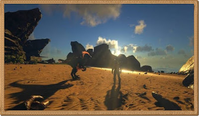 ARK Survival Evolved PC Games Gameplay
