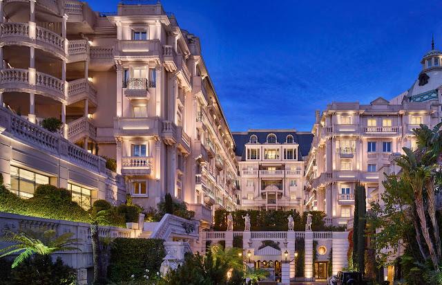 Hotel Metropole Monte-Carlo Monaco