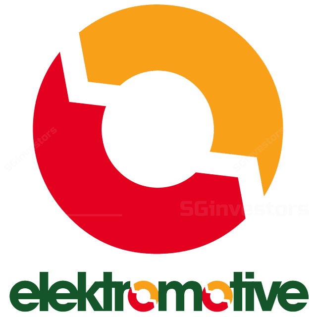 ELEKTROMOTIVE GROUP LIMITED (5VU.SI) @ SG investors.io