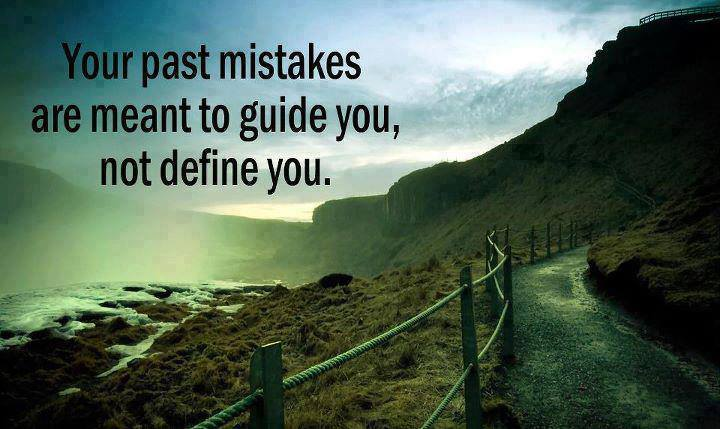 Quote About Your Past: Inspirational Picture Quotes