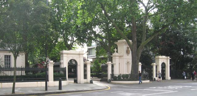 Kensington Palace Gardens, Londres, Reino Unido