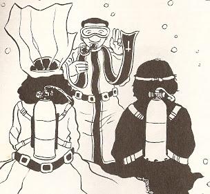 boda bajo el agua