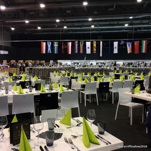 IKA 2016 - Olympiade der Köche Erfurt 2016