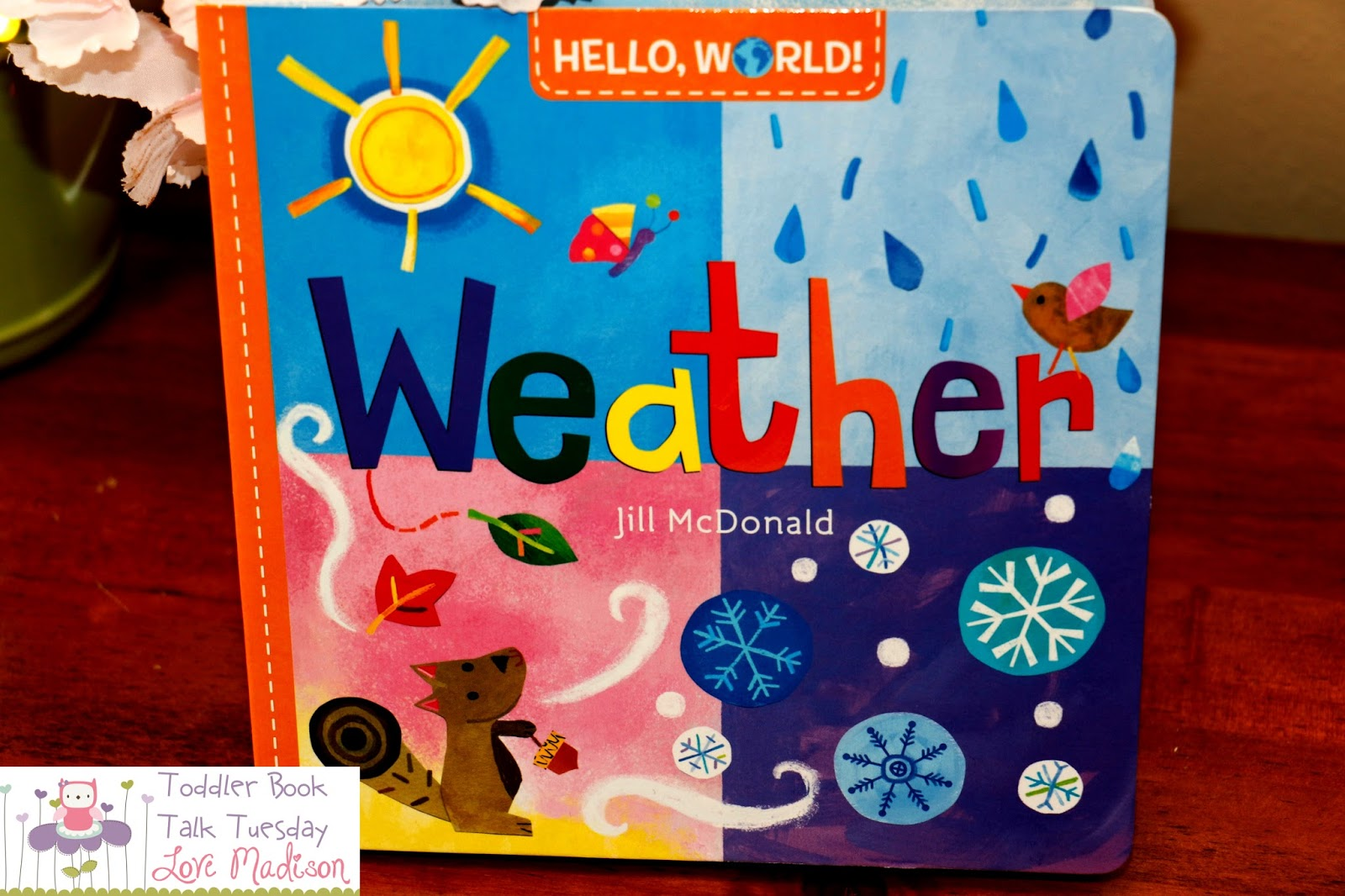 Now while I mentioned that Hello World: Solar System was my favorite, Hello  World: Weather does not disappoint either. This one takes introduces you to  your ...