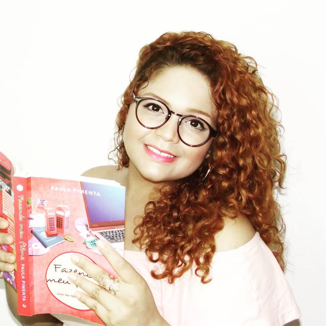 Fazendo meu filme – A estreia de Fani – Paula Pimenta
